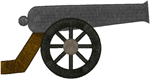 Cannon Embroidery Design
