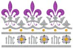 Vintage Ecclesiastical Design 29 Embroidery Design