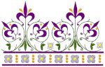 Mega Vintage Ecclesiastical Design 203 Embroidery Design